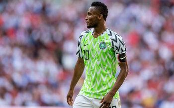 Les stars de la sélection : John Obi Mikel, le capitaine balèze