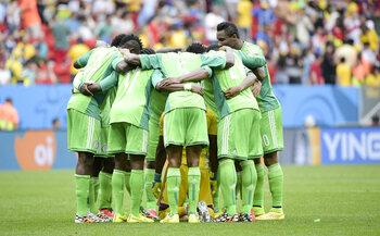 Le Nigéria, les Eagles sont des oiseaux, mais pas de ceux qu'on donne aux chats