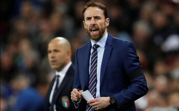 L'entraîneur : Gareth Southgate