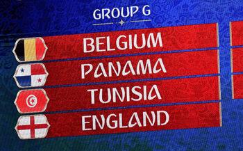 Coupe du Monde 2018, le Groupe G à la loupe : 23 diables, trois lions, les Aigles de Carthage et un Petit Poucet