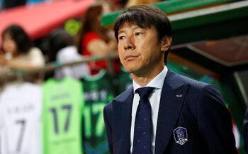 De trainer: Shin Tae-yong