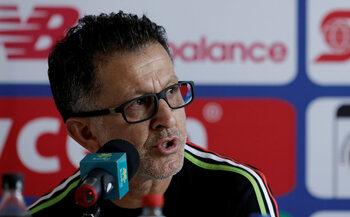 De trainer: Juan Carlos Osorio