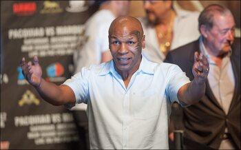 Mike Tyson et Brad Pitt ont failli en venir aux mains