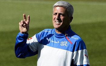 De trainer: Vladimir Petkovic