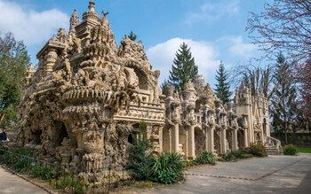 Palais Idéal du Facteur Cheval, à Hauterives (France)