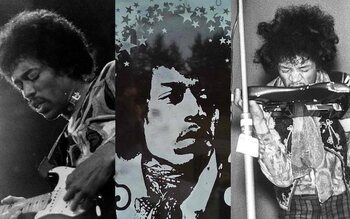 Jimi Hendrix: 50 jaar na zijn laatste album