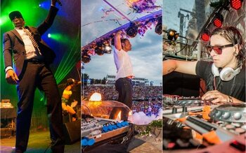 Electronic Dance Music : un style aux genres multiples