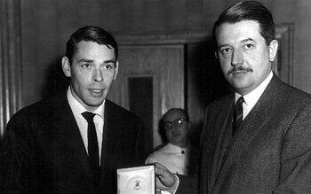 1962 -1964 – Le grand Jacques Brel