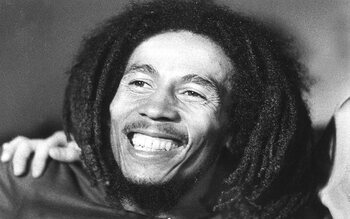 Get up, stand up – Bob Marley