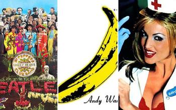 La petite histoire derrière quelques célèbres pochettes d'albums et de CD