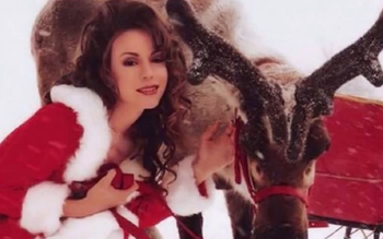 Mariah Carey – All I want for Christmas is you