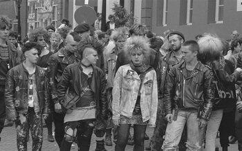 5eédition du festival Sinner's Day, la grand-messe du New Wave et du Punk !