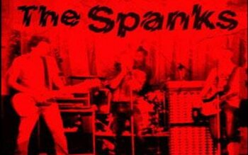 The Spanks - In Your Face