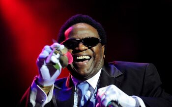 Al Green – I'm still in love with you