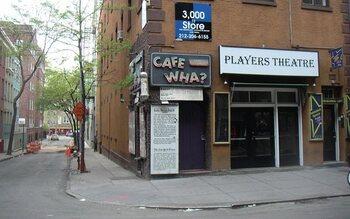Le Café Wha?