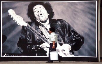 Jimi Hendrix – Purple Haze