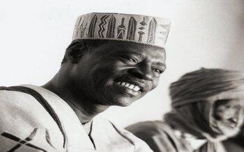 Ali Farka Touré & Ry Cooder - « Talking Timbuktu »