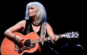 Emmylou Harris - « Pieces of the sky »