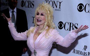 Dolly Parton - « Coat of many colors »