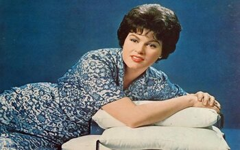 Patsy Cline - « 12 greatest hits »