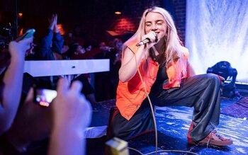 Billie Eilish: eerst Pukkelpop, dan de wereld