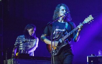 King Gizzard & The Lizard Wizard: Down Under boven!