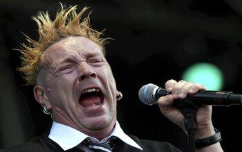 John Lydon : F*****ck me
