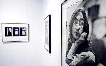 John Lennon… allons allons!