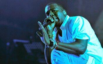 Kanye West verliest het noorden