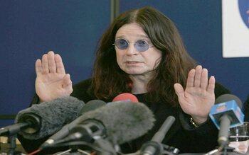 Ozzy Osbourne spant de kroon