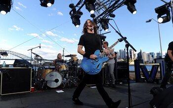Foo Fighters - Nieuw-Zeeland, 2011