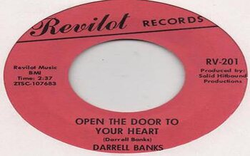 Open The Door To Your Heart - Darrell Banks