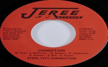 Dansation / Steel City Disco - Steel City Connection