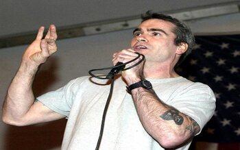 Henry Rollins – Roadie de The Teen Idles