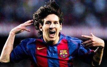 One day, one goal: Lionel Messi opent zijn rekening op magistrale wijze tegen Albacete