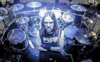 Dirk Verbeuren – Batteur de Megadeth