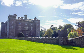 Slane Castle, à Slane, County Meath (Irlande)