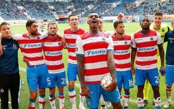Quand le Club Bruges joue à « Où est Charlie ? »