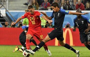 Europa boven op het WK