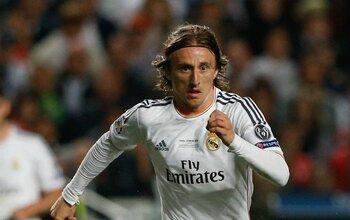 Modric wint Ballon d'Or