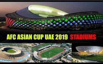 Speelsteden en stadions