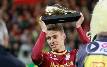 Thorgan Hazard (Soulier d'Or 2013)