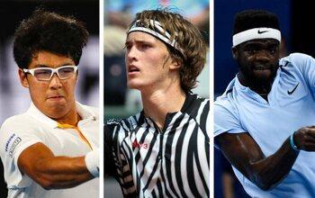 Qui pour succéder à Nadal, Djokovic et Federer ? Dix candidats à surveiller de près en 2019 !