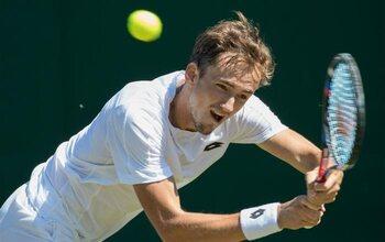 Daniil Medvedev (seizième au classement ATP)