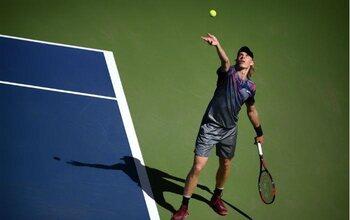 Denis Shapovalov (vingt-septième au classement ATP)