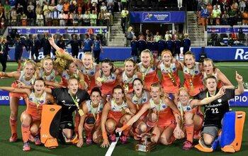 Les équipes féminines (1)