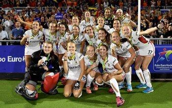 Les équipes féminines (3)
