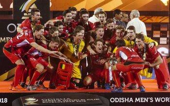 Les équipes masculines (1)