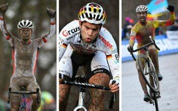 Ni Belges, ni Néerlandais ? Ces coureurs font figure d'intrus dans le monde du cyclo-cross