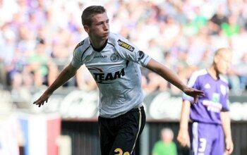 Des débuts en fanfare face au Sporting d'Anderlecht